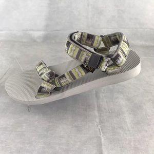Teva artist series Inca pattern sport sandals 10 M